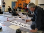 Nipponbashi 2012 - Workshop calligrafico