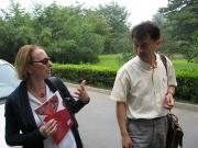 Beida UNI - Chen Hongjie e Katia 1
