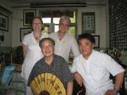 Beida UNI - Zhang Zhenguo, Niu Gengyun, Katia e Bruno