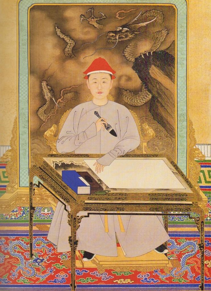 Emperor-Kangxi