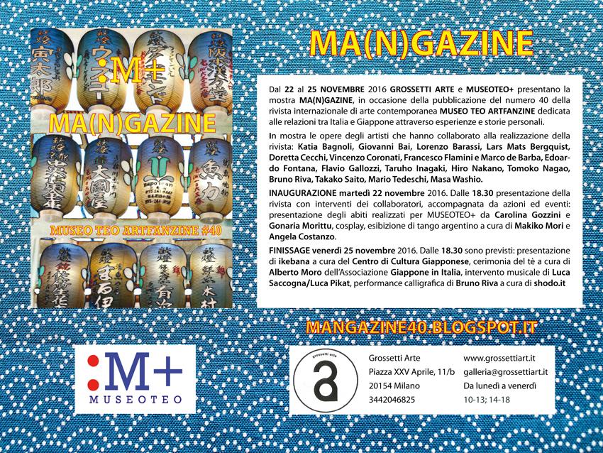 INVITO MANGAZINE MT GROSSETTI ARTE
